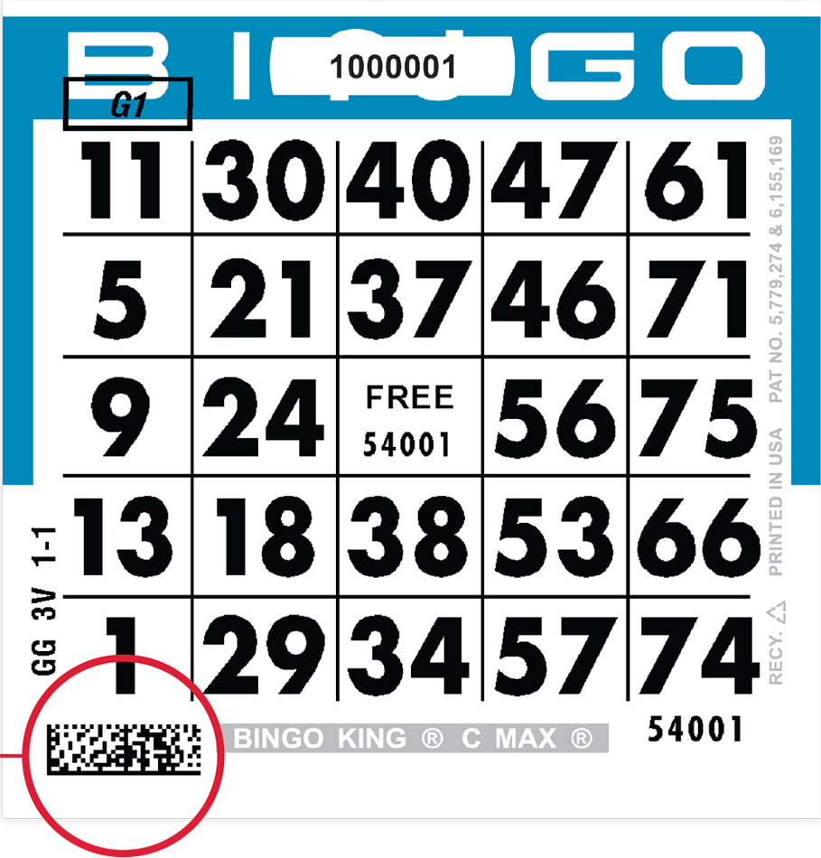 CMAX Bingo Paper New Features