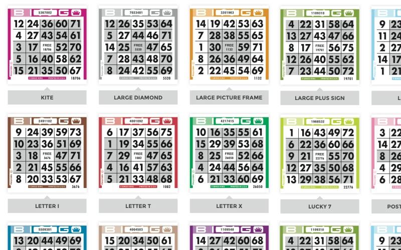Preprint Pattern Champion Bingo Paper